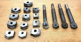 Lot Asst. Spade Drills