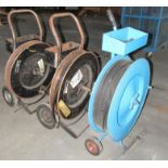 (3) Strapping Units