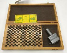 Numberall No.23P 10-5/32 Press Type Stamping Set