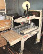 3M-Matic 12A Mod.29300 Adjustable Case Sealer - S/N 5291,115V