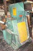 "Foremost Mod.3E-1 9""x12"" Plastic Granulator - S/N 23617, 15HP Motor, 230/460/3/60"