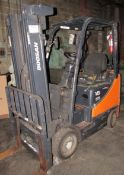 Doosan Pro5 Mod.GC15S-5 3000# Propane Forklift