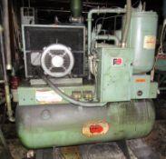 Gardner Denver 40HP Rotary Screw Air Compressor