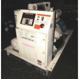 Gardner Denver Mod.EBHOJB 50HP Electra Screw Air Compressor - S/N U10587, 100 PSIG, 230/3/60
