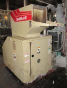"Cumberland 16"" x 16"" 15HP Plastic Granulator - S/N 821000-99503 (1999) 230/3/60"