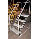 Cotterham 4 Step Portable Stair Ladder