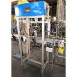 PTI Mod.P125 Leak Detector - S/N 0111340