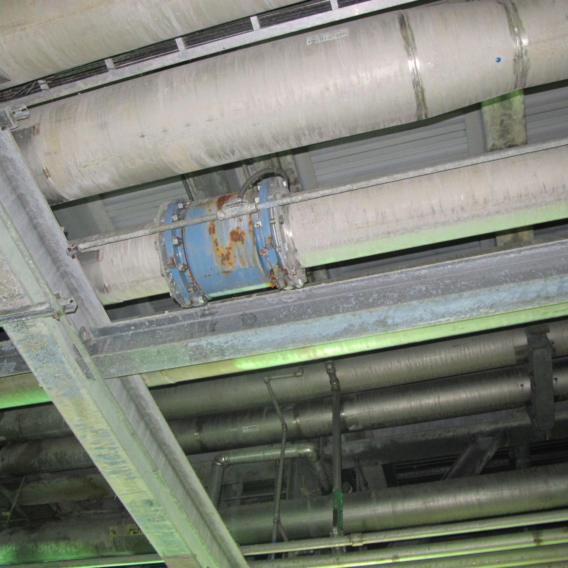 "Lot 271J - ROSEMOUNT MAGMETER 12"" (1ST FLOOR DEINKING BUILDING) W/ CONTROL PANEL"