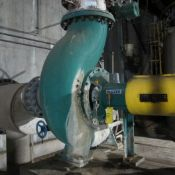 SULZER APT 54-20 20X20X24 PUMP, 11,448 GPM AT 25 FT/HEAD, A-LINE FLOTATION ACCEPTS (42524)