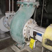 SULZER APT 41-12 12X12X13 PUMP, 4,891 GPM AT 105 FT/HEAD, B-LINE SECONDARY CLEANERS FEED (42535)