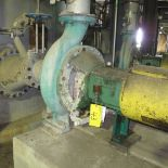SULZER APT 53-8 10X8X21 PUMP, 1560 GPM AT 105 FT/HEAD, A-LINE SECONDARY COARSE SCREEN FEED (42484)