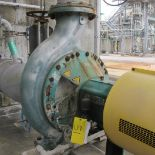 SULZER APT 55-10 12X10X25 PUMP, 4707 GPM AT 225 FT/HEAD, A-LINE HD CLEANERS FEED (42480)