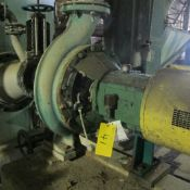 SULZER APT 53-8 10X8X21 PUMP, 1560 GPM AT 105 FT/HEAD, B-LINE SECONDARY COARSE SCREEN FEED (42486)