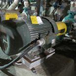 TOSHIBA B1004FLF3BSHD A/C MOTOR, 100HP, 1,800 RPM, 405T FRAME, B-LINE TERTIARY FINE SCREEN FEED (