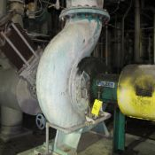 SULZER APT 61-20 20X20X28 PUMP, 14,711 GPM AT 100 FT/HEAD, A-LINE PRIMARY FLOTATION CELL FEED (
