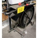 SIGNODE DF7 STRAPPING CART