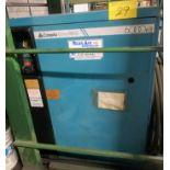 COMPAIR 6000E SCREW AIR COMPRESSOR, 25HP, 19,029HRS