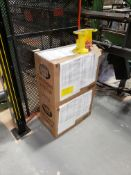 SPARE PARTS, 2 BOXES, 150 SERIES WINDER PARTS (B2 WINDER)