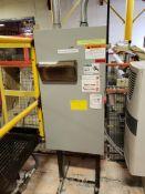 EATON /CUTLRT-HAMMER HEAVY DUTY SAFETY SWITCH, 400 A,600 V (B2 ELECTRICAL CABINET EXTERNAL