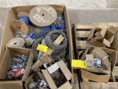Pallet of miscellaneous electrical. (P3)