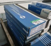 5 BOXES OF MAGMAWELD WELDING ROD ESB52