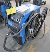 MILLER MILLERMATIC 350P ALUMINUM WELDER S/N MH34303ON