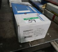 BOX OF BLUESHIELD LA 7018 WELDING ROD