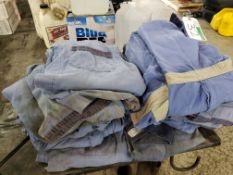 LOT OF COVERALLS