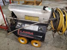LANDA PLATINUM SERIES DIESEL HEATED PRESSURE WASHER PHW 3-1100