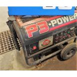 P3 POWER G53001 W GAS GENERATOR