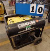 CHAMPION 7800/6500 WATTS GAS GENERATOR