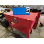 KING 40 GAL. PARTS WASHER
