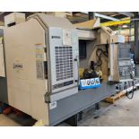 "2011 OKUMA GENOS M560-V CNC High Speed Vertical Machining Center,Travels: 41"" x22""x 18"" Table Size"