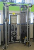 MATRIX G3-MSFT4P Functional Trainer Machine Complete w/ All Attachments, Tricep Rope, Cable