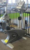 MATRIX U-3X/5X/7X Stationary Bike w/ S-3X-01-C Digital Dislay, Heart Rate Monitor