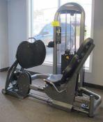 MATRIX G3-S70 Horizontal Leg Press Machine - Weight Stack 385lbs, S/N: G3GM10BD1111GA022