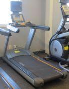 MATRIX T-5X-7X-03-F Ultimate Deck Treadmill w/ Incline, HURE-3X-01-C Digital Display, TV Screen w/