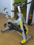 LIVESTRONG LS S-Series Class S Stationary Spin Bike, 'AS-IS', S/N: LASB0008034-111