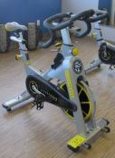LIVESTRONG LS S-Series Class S Stationary Spin Bike, S/N: LASB0008036-111