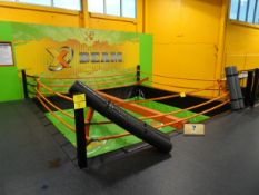 X Beam 17' x 17' ring complete w/ B-Air GP-1 Blower, Grizzley Power, Watchdog 2 Blower/Siren and