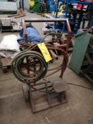 TORCH KIT W/HOSE, VICTOR CUTSKILL 250 SERIES GAUGES, TORCH