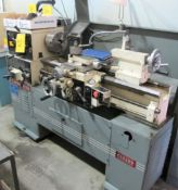 """CLAUSING-METOSA C1430S LATHE, 8"""" 3-JAW CHUCK, ACURITE 2-AXIS DRO, 14"""" X 30"""", SPEEDS TO 2,000 RPM,"""