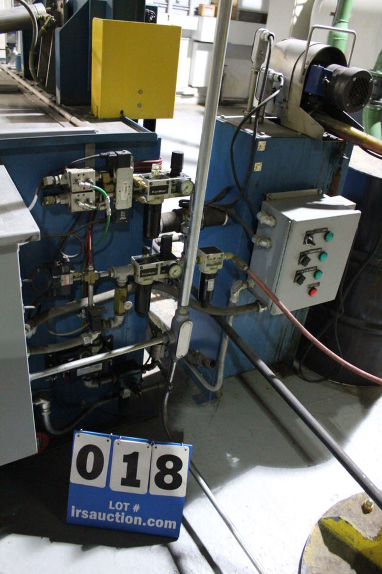 Lot 18 - RAMCO MDL:CM48EMS WASH & RINSE TANK