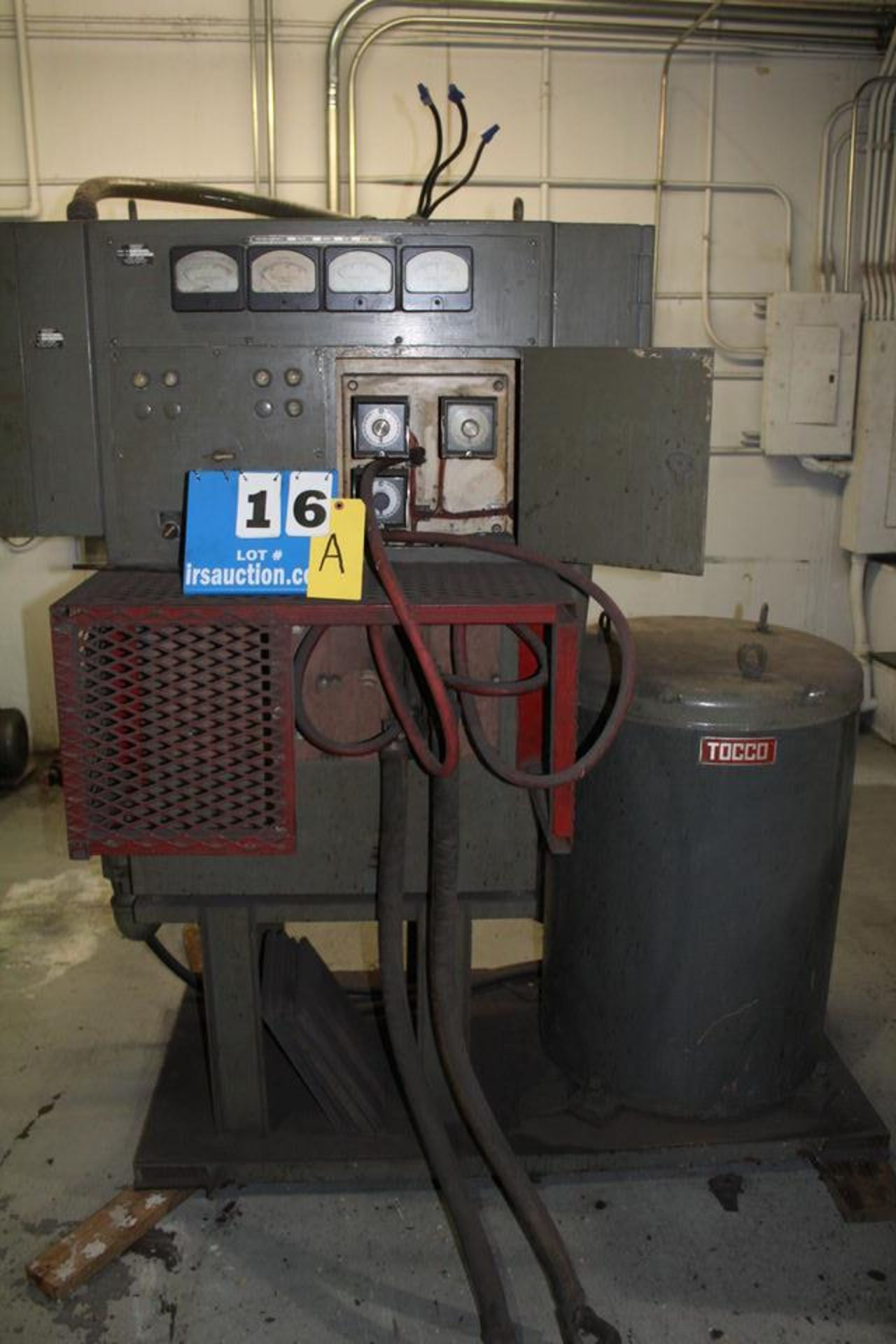 Lot 16A - TOCO CL-54 FURNACE