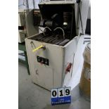 """BUEHLER WATER ABRASIVE SAW W/ CONCIELED DEPARTMENT 12"""" CUTTING DISK"""
