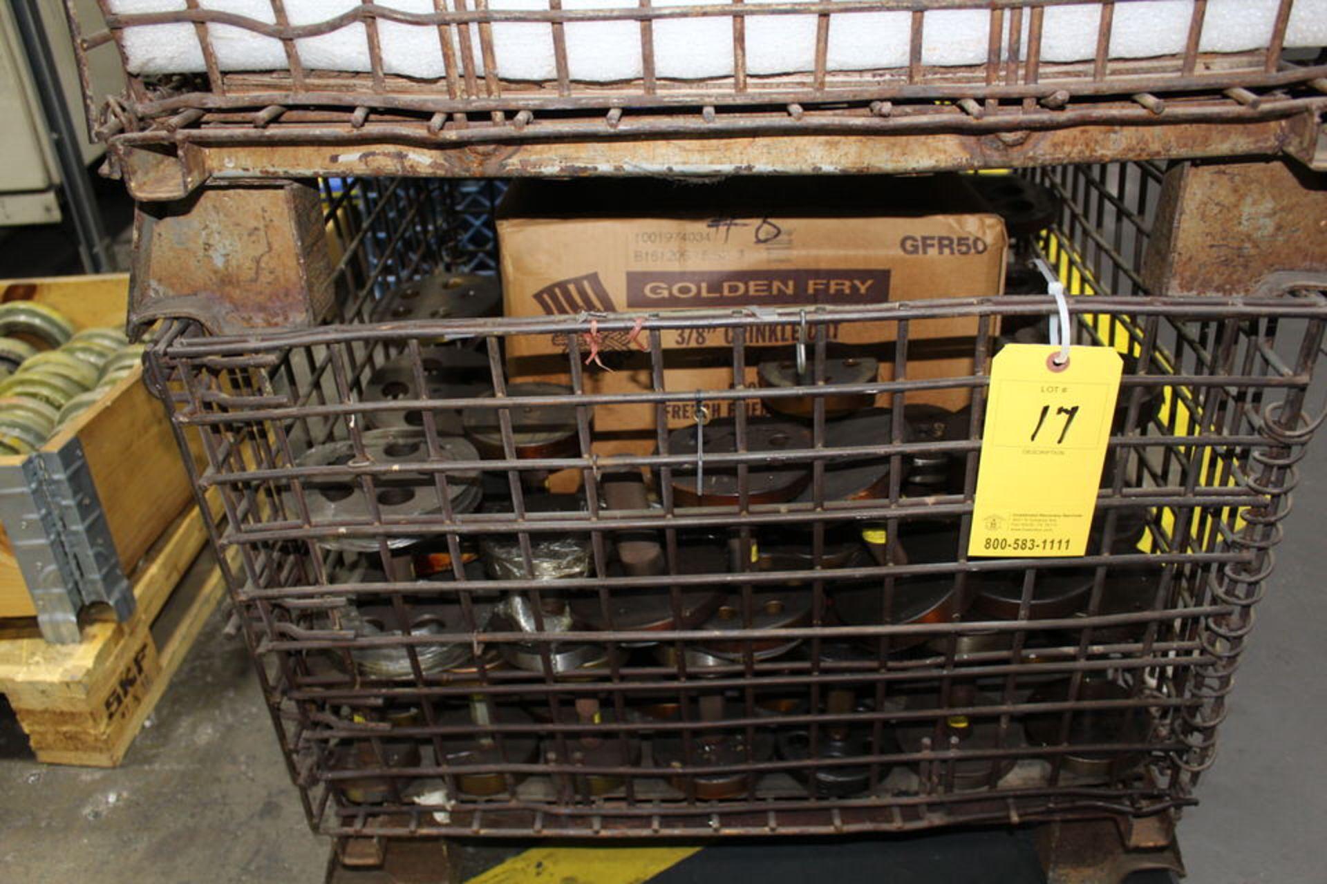 Lot 17 - ASSORT PLUG GAUGES