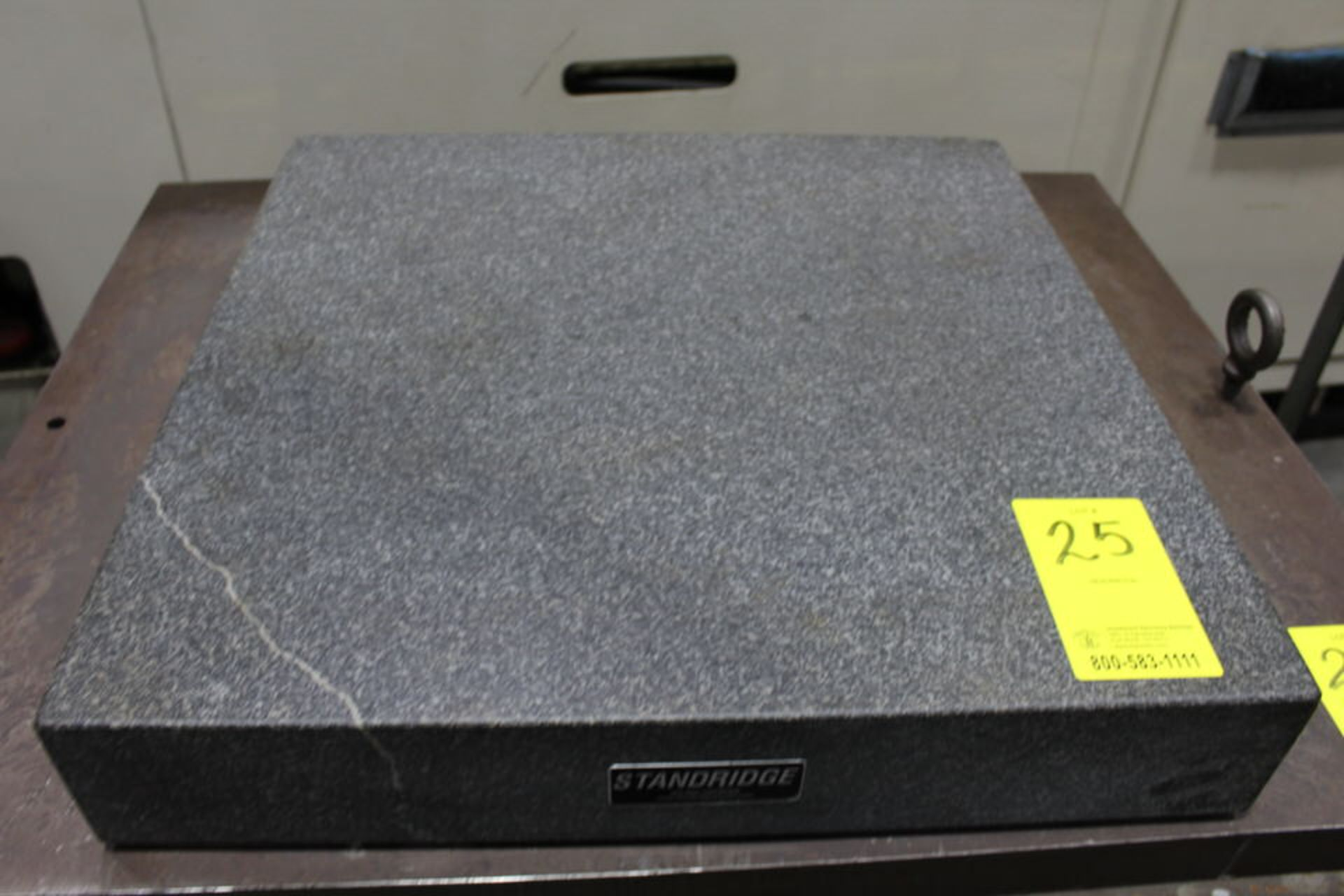 "Lot 25 - 30"" X 24"" X 4"" GRANITE SURFACE"