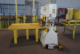 Late Model Structural Steel and Pipe Fabrication Facility