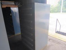 Vidmar 8 Drawer Cabinet, #113