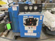 Quincy Air Compressor and AirTek Dryer Combo